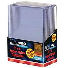 (全新品)美國 Ultra PRO 130PT 厚卡卡夾一包(10個/包)
