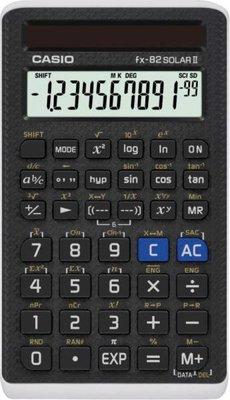 【划算的店】《公司貨保固二年》免運FX-82SOLAR II二代卡西歐CASIO國家考試計算機(現貨)