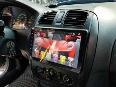 Mazda Premacy 323 MAV Tierra Activa Android 安卓版 電容多點觸控螢幕主機導航