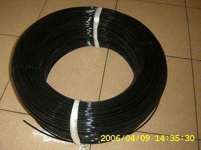 1 TIG  FUJEN 披覆PVC鋼索5mm*500M1捲/鋼索/吊帶/捲揚機/農用鋼索/欄杆/健身器材/