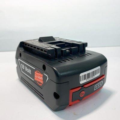 鋰電池 全新 通用 BOSCH(博世) 18V BAT609 6000mAh (有電量顯示) 手電鑽鋰電池/電動工具配件