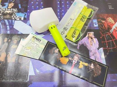 「私人好貨」🔥現貨 蔡依林演唱會 Jolie 2021 巡迴演唱會 黃色斧頭 + 限量口罩 螢光棒 手棒 僅此一件 新