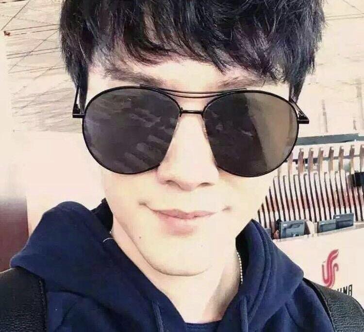 有色眼鏡 太陽眼鏡 墨鏡 gd 李小璐 同款