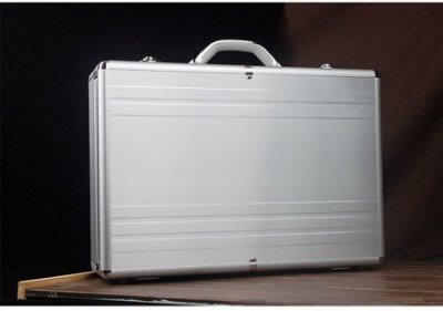 【易發生活館】鋁合金箱多功能手提工具箱 展示箱 防震箱子 送掛鎖海棉G708 手提文件箱 展示箱