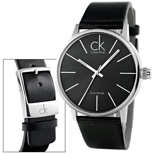 金永珍時尚珠寶*CK手錶Calvin Klein 原廠真品 K7621107  對錶 生日  情人節禮物*