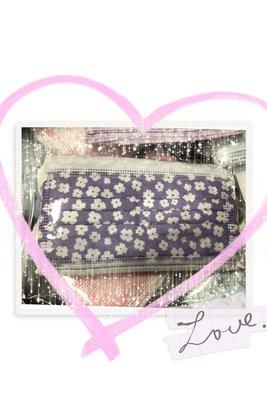 台灣現貨 特殊收藏成人口罩 紫色小花 組合包5入(內含4片紫色小花1片隨機贈送不挑款)非中衛 淨新 摩戴舒