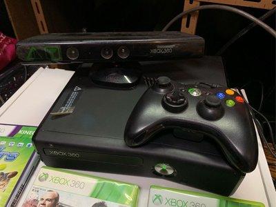 XBOX 360 S CONSOLE1439 遊戲機 硬碟320GB 一套齊全+送3隻碟