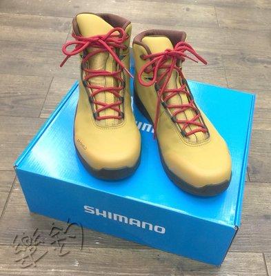 { 樂釣 } SHIMANO FS-060Q 短統防滑釘鞋 (28號)