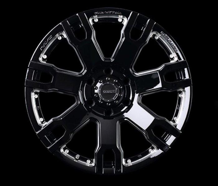 DJD19051755 日本正RAYS FDX F7S 6HOLE 17/20吋 鍛造鋁圈 輕量化 依當月報價為準