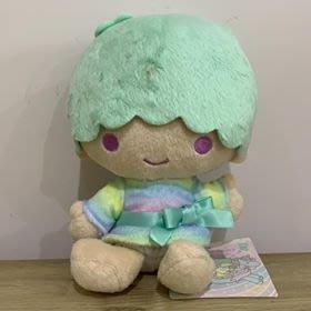【東京家族】kiki&lala雙子星 絨毛玩偶 娃娃