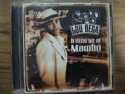 ◎MWM◎【二手CD】Lou Bega- A Little Bit of Mambo 盧貝加/曼波狂潮