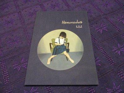【三米藝術二手書店】《Homunculus》吳逸寒個展 Wu Yih-Han~~珍藏書交流分享,也趣藝廊出版
