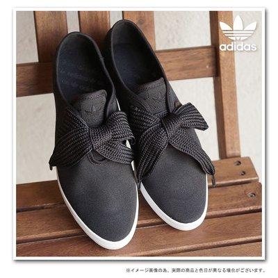 南◇現貨  ADIDAS RELACE LOW 黑色 松本惠奈 黑色 娃娃鞋 大蝴蝶結鞋帶 B25340 愛迪達 台北市