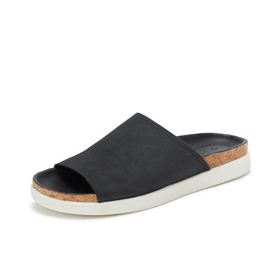 clarks其樂男鞋Sunder Slide透夏季新款氣沙灘鞋牛皮涼鞋拖鞋悠悠