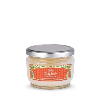 🌖柚子娘娘代購🌖 Sabon 國外搶先推出 限量 香甜桃李身體磨砂膏 320g