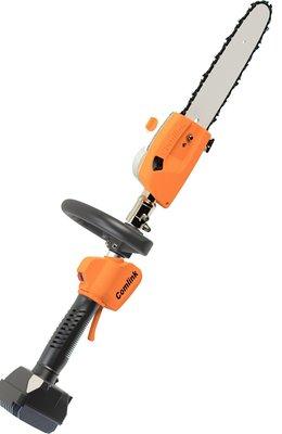 【東林割草機】【六期0利率】17.4Ah電池+東林BLDC短版鏈鋸機CK-400(專業型)+充電器