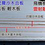 網建行® PlayWood【巴爾沙木合板】60*60cm...