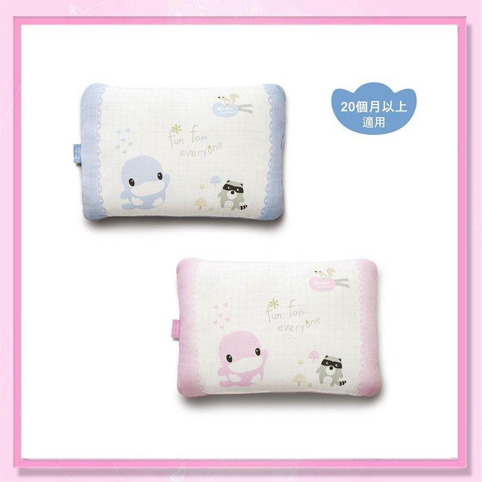 <益嬰房>酷咕鴨3D雙面透氣兒童枕 ku2087 枕頭