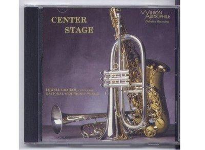 免運費 CD聖經 Wilson Audio CENTER STAGE 頂級Hi End發燒音響示範碟