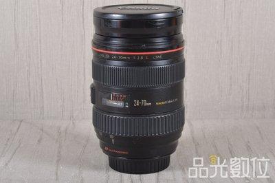 【品光數位】Canon EF 24-70mm F2.8 USM L UX鏡  #99667