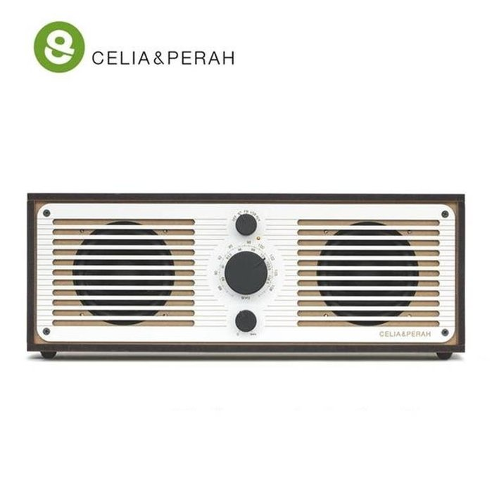─ 立聲音響 ─ 可代客組裝 台灣之光 CELIA & PERAH R2 藍芽 收音機 喇叭 歡迎至門市試聽