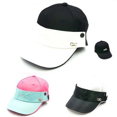 【PD帽饰】Xotic gear 2-In-1 Double Visor Cap 黑 白 桃紅 2合1雙簷帽 可拆式 DOT聚點