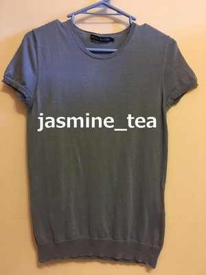 特價商品・I-364b/USED<日本RALPH LAUREN 短袖針織衫>M