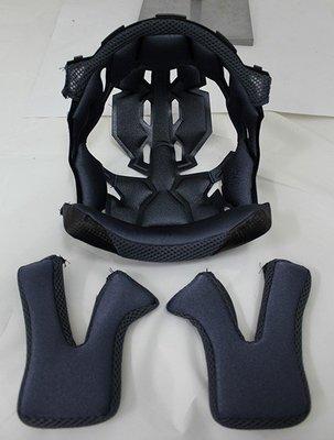 【THH 官方商品】台中倉儲 THH TX-27A+/TX27 內襯 零件 頭頂內襯 臉頰內襯