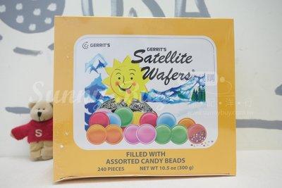 【Sunny Buy】◎預購◎Flying Saucers UFO 彩色飛碟糖 復古糖果 240片 吃播/ASMR