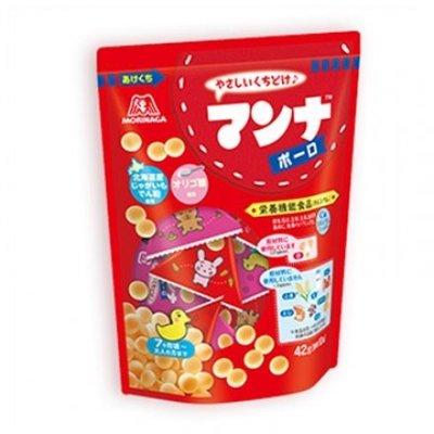 【大欣食品】森永嬰兒蛋酥 三角包 日本...