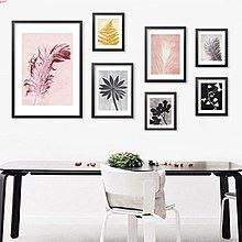 糖果映畫美式裝飾畫客廳沙發背景牆畫北歐田園鄉村植物組合掛畫餐廳壁畫(10款可選)