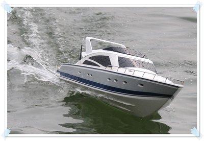 大千遙控模型  雷虎 Thunder Tiger 大西洋號電動游艇 時速可達21浬 5128-F13