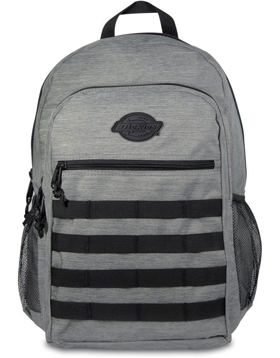 (安心胖) DICKIES Campbell Backpack #I2654 灰色
