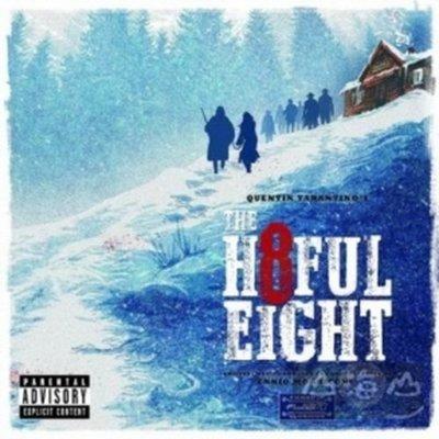 八惡人-電影原聲帶(進口版) The Hateful Eight-O.S.T/顏尼歐莫利克奈---4769489