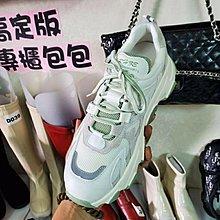 ☆╮街頭教主。韓國頭層牛皮老爹鞋 女休閒鞋 厚底增高鞋 運動休閒鞋 輕便舒適跑鞋 15