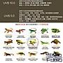 QS。。。青島水族。。。P141佩佩龍Petpetzone-爬蟲T5燈管 雨林生態適用 星龜==UVB/5.0/39W