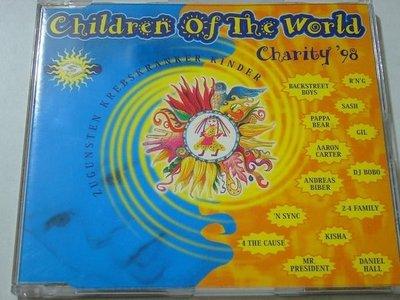 舊CD 英文單曲 HAND IN HAND FOR CHILDREN 單曲5首 (保存良好99%無刮傷近全新)