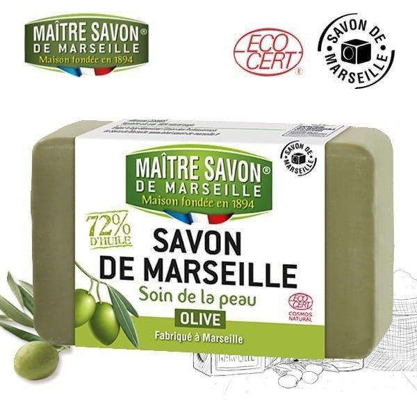 法國玫翠思馬賽植物皂手工皂香氛皂 200g