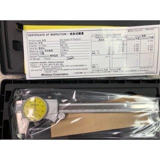 【量具商行】日本Mitutoyo 游標卡尺、附錶卡尺、針盤式卡尺 505-732 0.01/150mm 現貨未稅