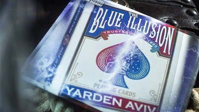 Blue Illusion by Yarden Aviv and Mark Mason
