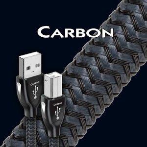 【高雄富豪音響】美國Audioquest Carbon 碳纖 3M A-B USB線 特惠中 最高0息24期分期