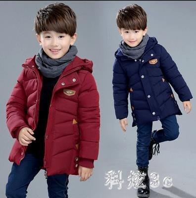 大碼兒童裝 男童棉衣5外套7冬裝新款10歲中大兒童棉服8棉襖9冬季 js21033