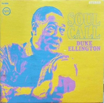 §小宋唱片§ 美版Verve/Duke Ellington - Soul Call/二手爵士黑膠