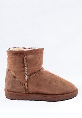XinmOOn * UGG Shearers 澳洲 雪靴 羊毛皮 低筒 靴子 保暖 防滑 女靴 基本款 手工製 現貨