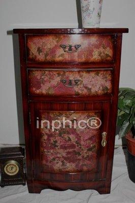 INPHIC-木製美式仿舊傢俱 裝飾櫃子 邊櫃 櫥櫃 餐邊櫃