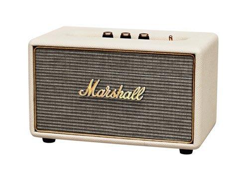 【民揚樂器】英國搖滾經典 Marshall ACTON 藍芽 喇叭 白色 公司貨免運