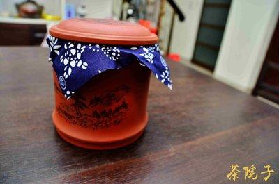 【茶院子】       自產自銷 【陳年老茶】滋味甘醇 回甘特強