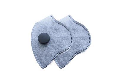 【 X-BIKE 晨昌】高效濾塵運動防護口罩 濾片(2入)