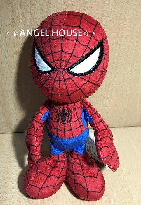。☆ANGEL HOUSE☆。日本進口**Spiderman 蜘蛛人**Q版人形公仔915