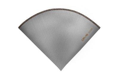 Driver[錐形]不鏽鋼環保濾紙2-4cup